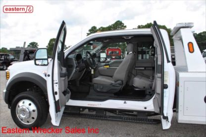2019 Ford F550 Ext Cab XLT 4x4, Powerstroke, Automatic, with Jerr-Dan MPL40 Twin Line Wrecker, Stock Number F2693