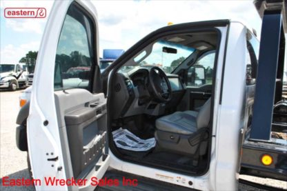 2015 Ford F550, 6.8L Gas, Automatic, with 19.5 Vulcan Steel Carrier, Stock Number U0925