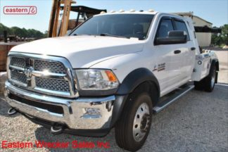 2015 Dodge Ram 5500 SLT Crew Cab 4x4 with Jerr-Dan MPL40 Twin Line Wrecker, Stock Number U1950B