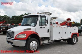2006 Freightliner M2 with Miller Vulcan V30 16-ton Wrecker, Stock Number U5305