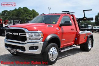 2020 Dodge Ram 4500 4x4 with Jerr-Dan MPL-NG Self Loading Wheel Lift, Stock Number D0437
