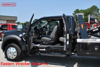 2019 Ford F450 Extended Cab with Jerr-Dan MPL40 Twin Line Self Loading Wheel Lift, Stock Number F2650