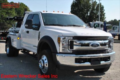 2019 Ford F450 Extended Cab, 6.7L Powerstroke, Automatic, XLT, with Jerr-Dan MPL 40 Twin Line Wrecker, Stock Number F2661