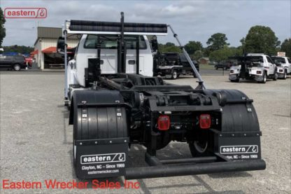 2021 Ford F750, 6.7L Powerstroke Turbodiesel, SwapLoader SL180, Stock Number F3589