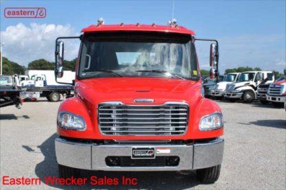 2020 Freightliner Crew Cab M2-106, 22ft Jerr-Dan SRR6T-WLP Steel Carrier, Stock Number F6261