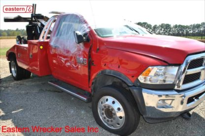 2016 Dodge Ram 5500 SLT 4x4 with Century 312 Twin Line, Damaged, Wrecked, In Need Of Repair, Stock Number U5528