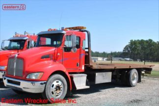 2009 Kenworth T270 with 22ft Jerr-Dan Carrier, Stock Number U5900
