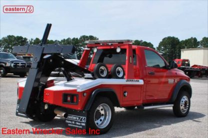 2017 Dodge Ram 4500 SLT 4x4 with Jerr-Dan MPL-NG Self Loading Wheel Lift, Stock Number U9999