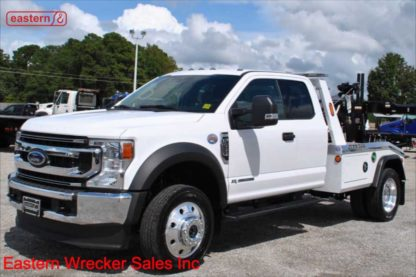 2020 Ford F550 Extended Cab, XLT, 4x4, Powerstroke, Auto, with Jerr-Dan MPL40 Twin Line Wrecker, Stock Number F5072