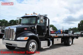 2020 Peterbilt, PX-7, Allison, Air Brake, Air Ride, 22ft Jerr-Dan SRR6T-WLP, Stock Number P6585