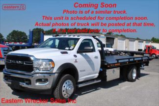 2020 Dodge Ram 5500, SLT, Cummins, Automatic, 20ft Jerr-Dan Carrier, Stock Number D7377, Temporary Photo Coming Soon Image