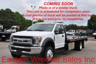 2019 Ford F550, Powerstroke Turbodiesel, Automatic, 20ft Jerr-Dan SRR6T-WLP Steel, Stock Number F8668 Temporary Coming Soon Photo