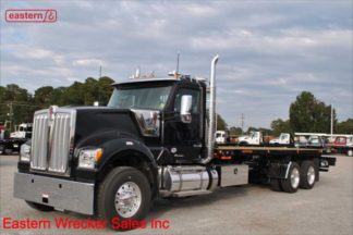 2020 Kenworth W990 with 28ft Jerr-Dan 15-ton Transporter, Stock Number K0947
