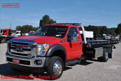 2015 Dodge Ram 5500 with 19ft Chevron Carrier, Stock Number U5522