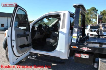 2018 Ford F550, 6.7L Powerstroke, Automatic, 19ft Danco Steel Carrier, Stock Number U5641