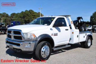 2014 Dodge Ram 5500 with Jerr-Dan MPL40 Twin Line, Stock Number U5700A