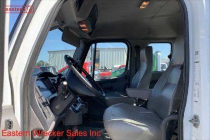 2017 Freightliner Extended Cab, 21.5ft Century Steel Carrier, Stock Number U6239