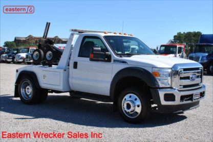 2016 Ford F450, 6.8 V10 Gas, Automatic, with Jerr-Dan MPL-NGS, Stock Number U6822