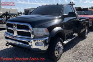 2014 Dodge Ram 4500, Vulcan 812 Self Loading Wheel Lift, Stock Number U8880
