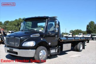 2016 Freightliner with 21ft Jerr-Dan Steel Carrier, Stock Number U9271