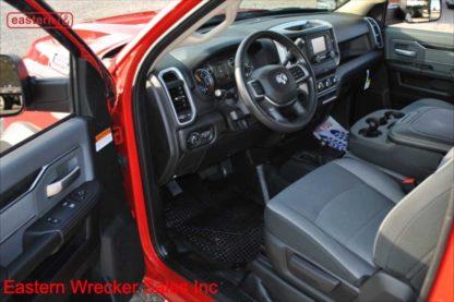 New 2019 Dodge Ram 5500 4x4 SLT, 6.7L Cummins, Automatic, with 20ft Jerr-Dan SRR6T-WLP Steel Carrier, Stock Number D1316