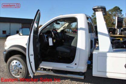New 2018 Dodge 4500 4x4, 6.7L Cummins, Automatic, Jerr-Dan MPL-NGS Self Loading Wheel Lift, Stock Number D5110
