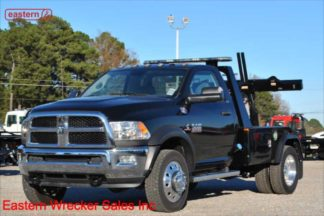 New 2018 Dodge 4500 4x4, 6.7L Cummins, Automatic, Jerr-Dan MPL-NGS Self Loading Wheel Lift, Stock Number D5478