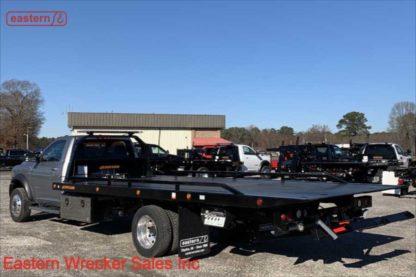 2019 Dodge Ram 5500, Cummins, Automatic, SLT, with 20ft Jerr-Dan 6-ton SRR6T-WLP Low Profile Steel Carrier, Stock Number D8228