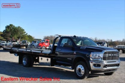 2019 Dodge Ram 5500 SLT, Cummins, Automatic, with 20ft Jerr-Dan SRR6G-WLP Steel Carrier, Stock Number D8229