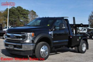 2020 Ford F450 XLT, Powerstroke, Automatic, with Jerr-Dan MPL-NGS Self Loading Wheel Lift, Stock Number F4194