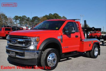 2020 Ford F450 4×4 XLT Turbodiesel Automatic with Jerr-Dan MPL-NG Self Loading Wheel Lift, Stock Number F6662