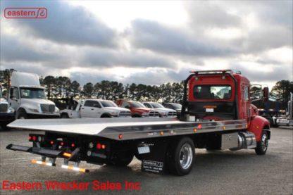 2020 Peterbilt Extended Cab, Paccar 300hp, Allison, Air Brake, Air Ride, 22ft Jerr-Dan NGAF6T-WLP Aluminum Carrier, Stock Number P8830