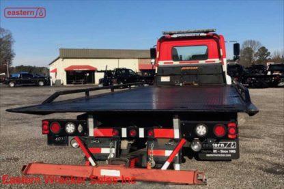 2014 Hino 258 with 21ft Jerr-Dan Steel Carrier, Stock Number U0896