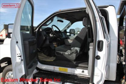2017 Ford F650 Ext Cab with 22ft Jerr-Dan Carrier, Stock Number U6893