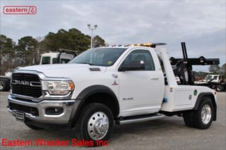 2020 Dodge Ram 4500, SLT, 4x4, 6.7L Cummins, Automatic, Jerr-Dan MPL-NGS Self Loading Wheel Lift, Stock Number D8951