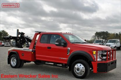 2020 Ford F550 Ext Cab, XLT, 6.7L Powerstroke, Automatic, with Jerr-Dan MPL40 Twin Line Wrecker, Self Loading Wheel Lift, Stock Number F1624