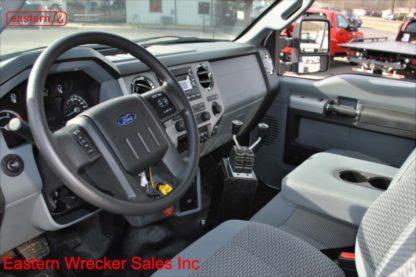 New 2019 Ford F750, 330hp, Automatic, Air Brake, Air Ride, 33,000lb GVWR, SwapLoader SL-240 Adjustable Jib, Stock Number F1679