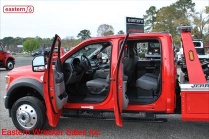 2020 Ford F550 Crew Cab, XLT, 4x4, 6.7L Powerstroke Turbodiesel, Automatic, with Jerr-Dan MPL40 Twin Line, Self Loading Wheel Lift, Stock Number F2111A