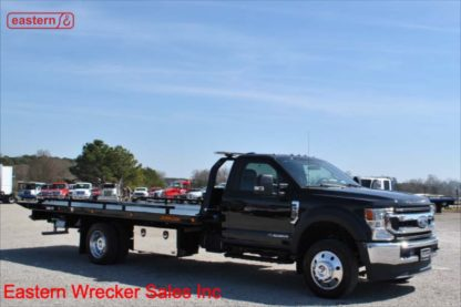 2020 Ford F550, 6.7L Turbodiesel, 10-spd Torqshift, 20ft Jerr-Dan SRR6T-WLP, IRL Wheel Lift, Stock Number F6306