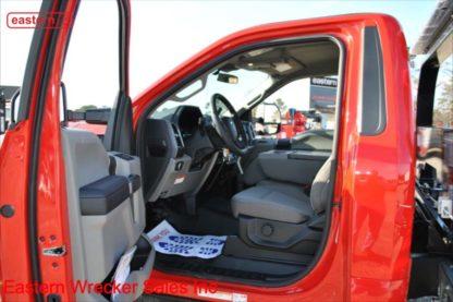 2020 Ford F550, 6.7L Turbodiesel, 10-spd Torqshift, 20ft Jerr-Dan SRR6T-WLP, IRL Wheel Lift, Stock Number F6307