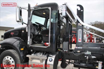 New 2017 Peterbilt 337 with SwapLoader SL-240 24,000lb Hook Lift Hoist