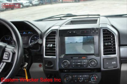 2018 Ford F550 Ext Cab XLT 4x4 with Chevron Renegade 408 Twin Line Wrecker, Stock Number U2993