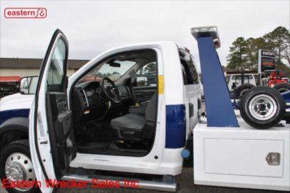 2017 Dodge Ram 4500 SLT 4x4 6.7L Cummins Automatic with Jerr-Dan MPL-NGS Self Loading Wheel Lift, Stock Number U4995