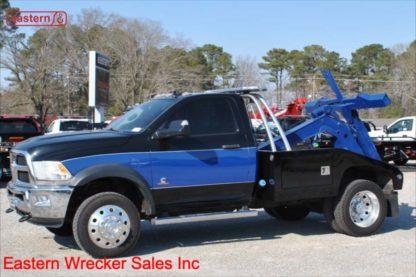 2014 Dodge Ram 4500 Cummins Automatic with Vulcan 812 Self Loading Wheel Lift, Stock Number U8880