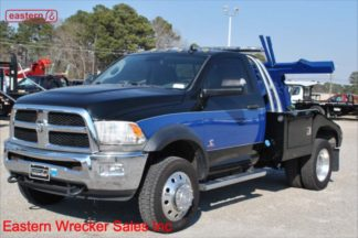 2014 Dodge Ram 4500 Cummins Automatic with Vulcan 812 Self Loading Wheel Lift, Stock Number U8880