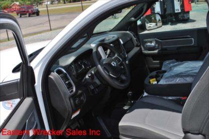 2021 Dodge Ram 5500 4x4 SLT, 6.7L Cummins, Automatic, with 20ft Jerr-Dan NGAF6T-WLP Aluminum Carrier, IRL Wheel Lift, Stock Number D0643