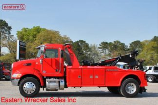 2019 Peterbilt 337 with Jerr-Dan MDL/320 16-ton Wrecker, Stock Number U7670