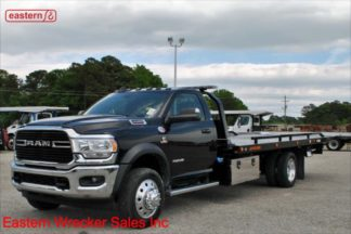 2021 Dodge Ram 5500, SLT, 4x4, 6.7L Cummins, Automatic, 20ft Jerr-Dan SRR6T-WLP Steel Carrier, IRL Wheel Lift, Stock Number D0644