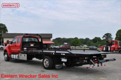 2021 Ford F650 Extended Cab, 6.7L Powerstroke, Automatic, 22ft Jerr-Dan SRR6T-WLP Steel Carrier, Stock Number F8882