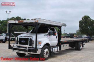 2017 Ford F750, 6.7L Powerstroke, Automatic, 28ft Jerr-Dan Multi-Car Carrier, Stock Number U6398A